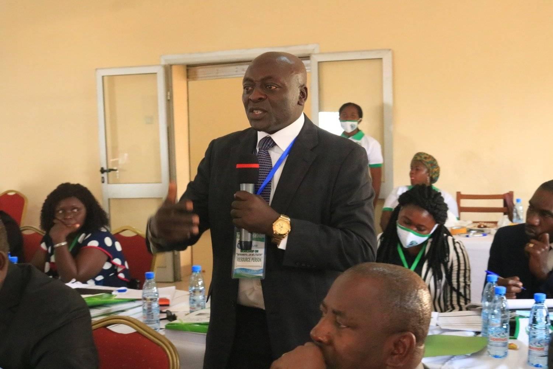 FEDEV EXECUTIVE DIRECTOR Barrister Nchunu Justice Sama